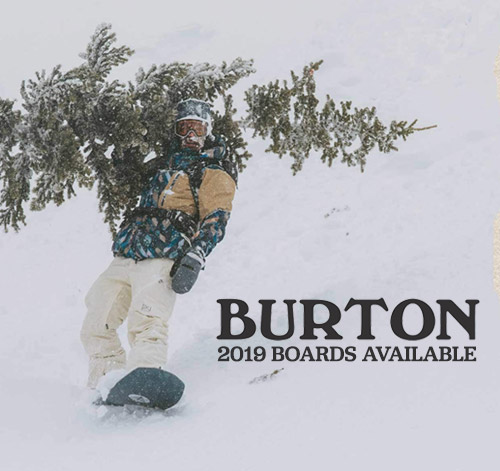 BURTON 2019 Snowboards for Women & Kids