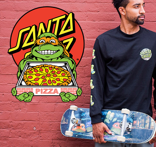 Santa Cruz's MOST BODACIOUS collab ever! TMNT X Santa Cruz @ Southport Bikes & Boards