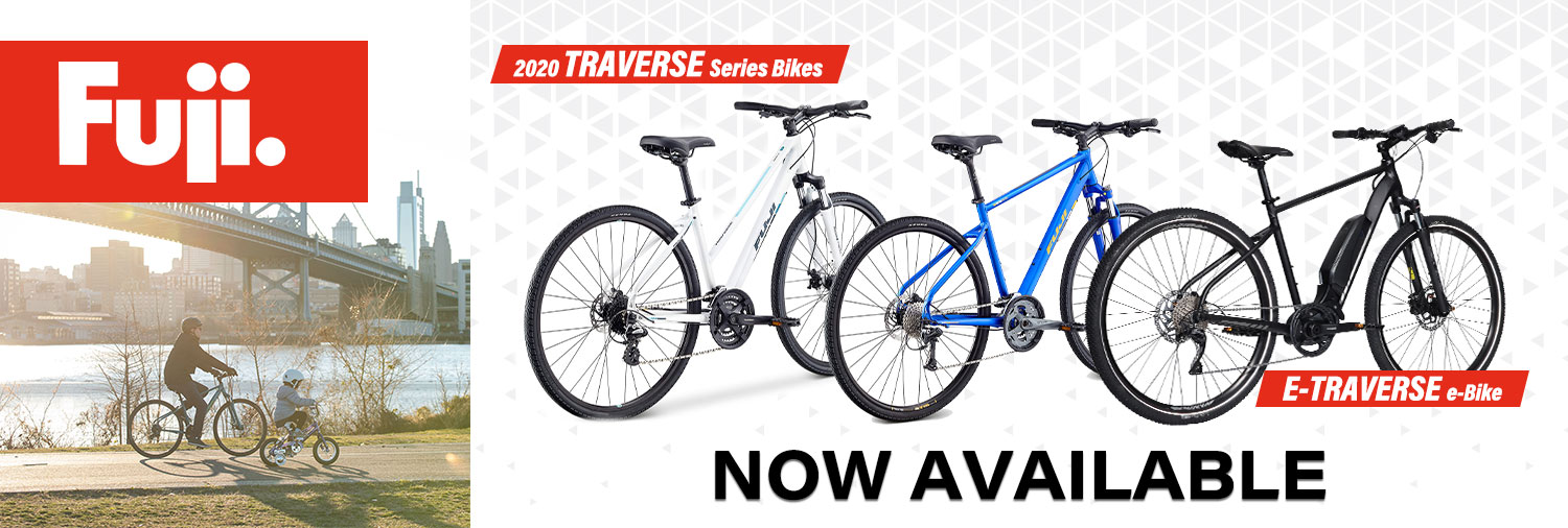 2020 FUJI TRAVERSE and E-TRAVERSE: Now at SOUTHPORT