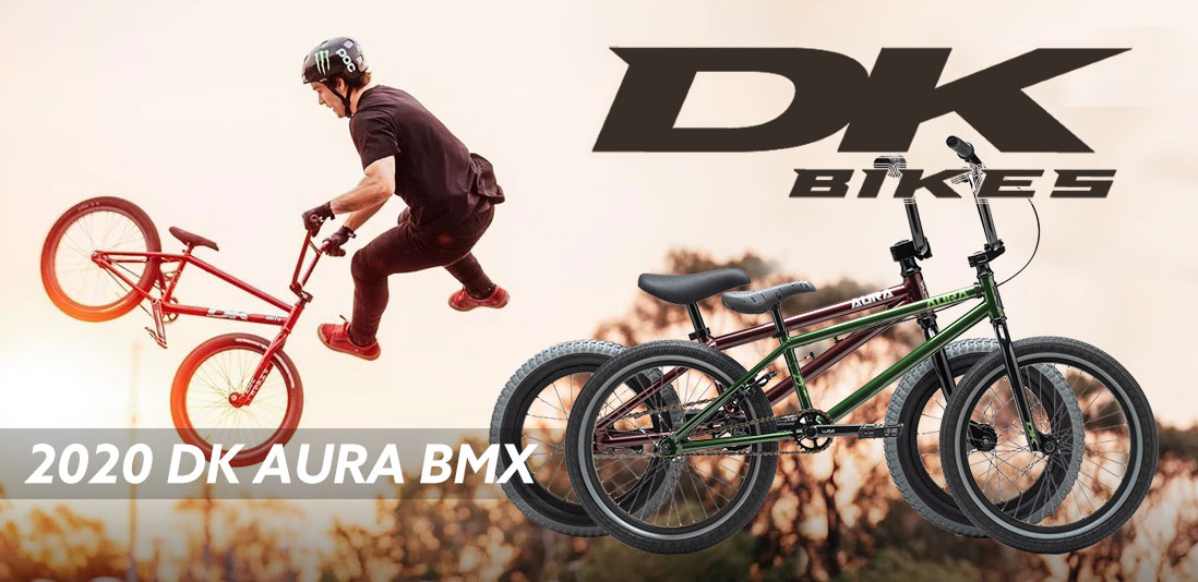 2020 DK AURA BMX Bike at Southport Bikes and Boards