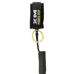 XM SUP POWER-CLIP COILED ANKLE LEASH 12'