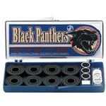 BLACK PANTHERS | ABEC-5 Skateboard Bearings