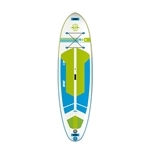 "BIC Sport | 10'6"" Wind Air Inflatable SUP"