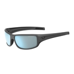 TIFOSI | Bronx | Matte Gunmetal Smoke Bright Blue Sunglasses