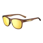 TIFOSI | Swank | Woodgrain Smoke Yellow Sunglasses