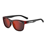 TIFOSI | Swank | Crimson / Onyx Smoke Red Sunglasses