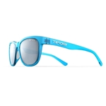 TIFOSI | Swank | Crystal Sky Blue Smoke Bright Blue Sunglasses