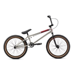 SE BIKES | Everyday BMX / Street Bike - Silver Spark