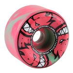 SPITFIRE | 56mm Formula4 99a Conical Afterburner Wheels (Pink/Mint)