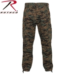 ROTHCO | Camo Tactical BDU Pants