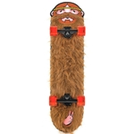 "SANTA CRUZ | Jeremy Fish Weird Beard Complete Cruiser Skateboard - 8.5"" x 32.4"""