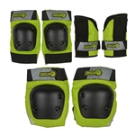 SECTOR 9 | Pursuit Jr Pad Set (Green)