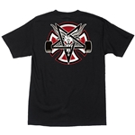 Thrasher Pentagram Cross Regular S/S Independent Mens T-Shirt