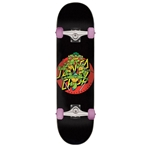 7.25in x 29.9in TMNT Turtle Power Santa Cruz Skateboard Complete