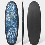 "Almond R-Series 5'4"" Surfboard - Indigo"