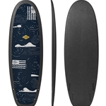 "Almond R-Series 5'4"" Surfboard - Surfrider"