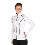 WSI Sports | Women's HEATR Princess Cut Full Zip Top