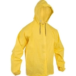 O2 Hooded Rain Jacket