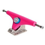 GULLWING | Charger II 10 Longboard Trucks - Pink/Silver (Pair)
