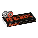 BONES Reds Skateboard Bearings, 8PK