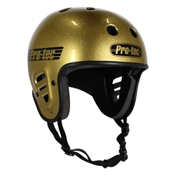 PRO-TEC | Full Cut Skate - Gold Flake