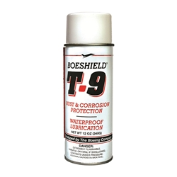 BOESHIELD T-9 Rust & Corrosion Protection/Inhibitor and Waterproof Lubricant