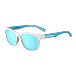 TIFOSI | Swank | Frost / Power Blue Smoke Bright Blue Sunglasses