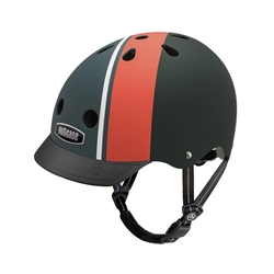 NUTCASE | Element Stripe Matte (Street) Helmet