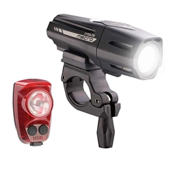CYGOLITE | Metro Plus 800 USB / Hotshot 100 USB Bike Light Combo Set