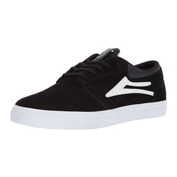LAKAI | Griffin Shoes (Black Suede)