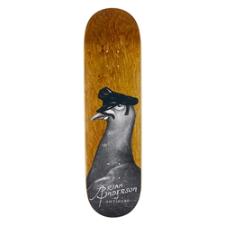 "ANTI HERO | Anderson Feather Daddy Deck - 8.5"" x 32.5"""