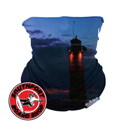 "CG Habitats X Southport ""Kenosha Lighthouse"" Neck Gaiter"