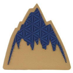 """Mountain Logo"" Foam Mat 