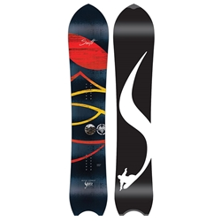 Swift 163 Men's Snowboard | NEVER SUMMER