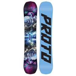Proto Type Two X 151 Women's Snowboard | NEVER SUMMER