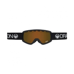 DRAGON | Lil D Coal Amber Youth Goggle