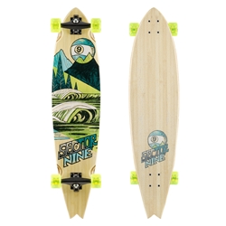 "Sector 9 Offshore 16 Complete Longboard  (39.5 X 9.375"")"