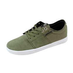 SUPRA | Stacks Olive/Black