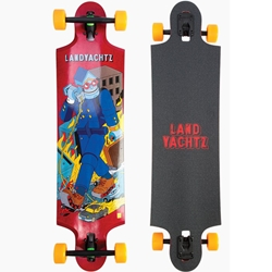 Landyachtz Ten Two Four Complete Longboard