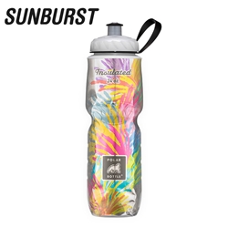 POLAR BOTTLE 24oz. Insulated Zipstream Sport Bottle