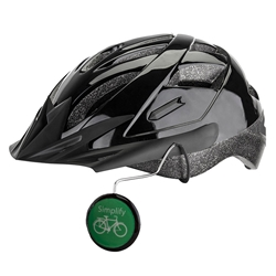 TIGER EYE MIRRORS Helmet Mirror Clip-on - Simplify