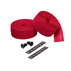 CICLOVATION | Basic Bar Tape with Suede Touch - Red