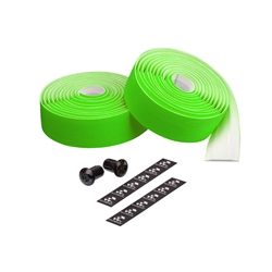 CICLOVATION | Advanced Bar Tape with Leather Touch - Green