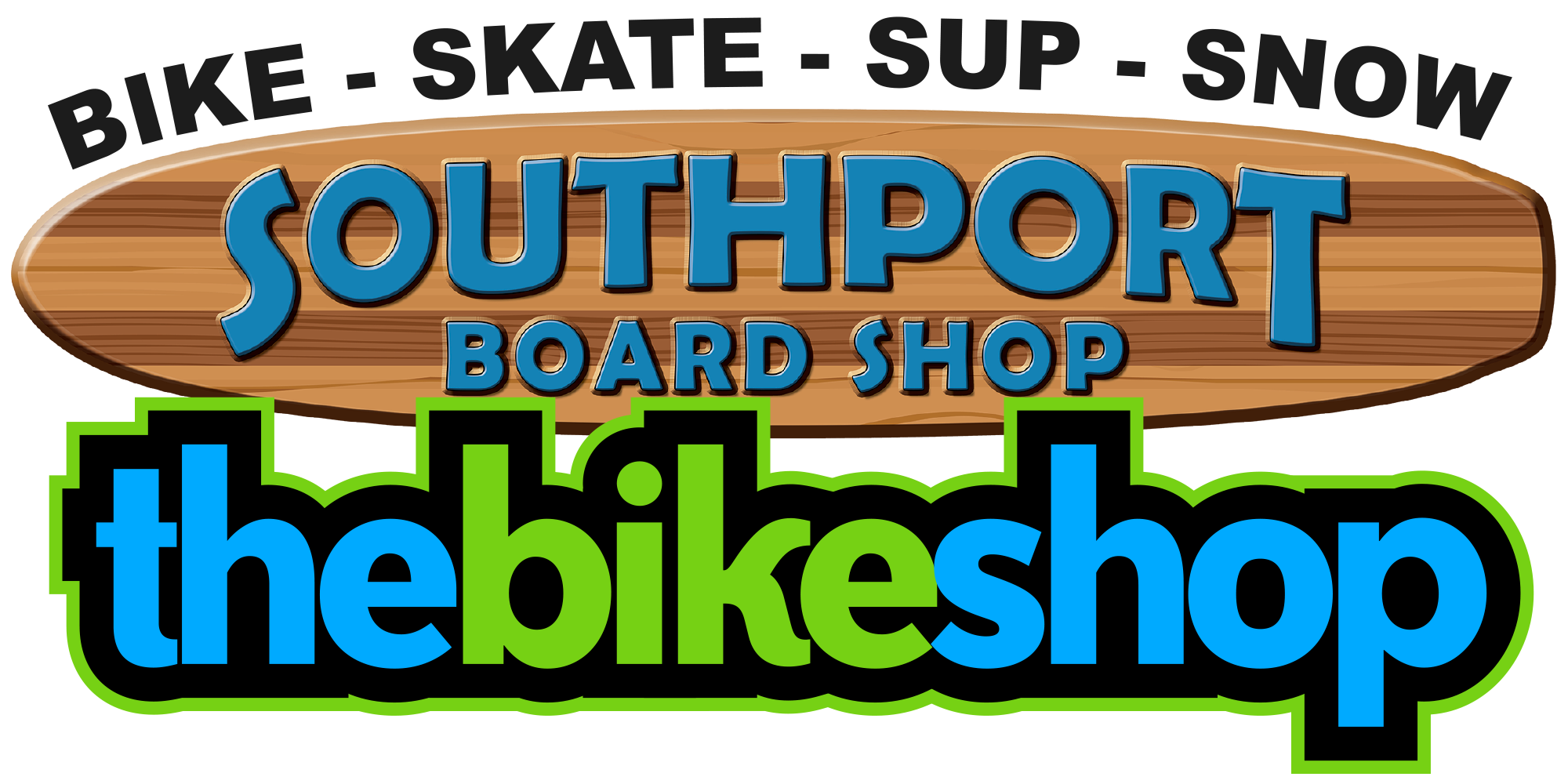 Southport Bikes and Boards